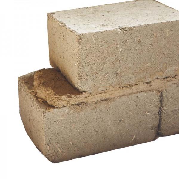 Rapidolehm Mauermörtel erdfeucht nach DIN 18946