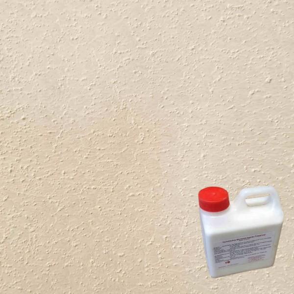 Rapidolehm Putzgrund LF lösemittelfrei und weiß pigmentiert