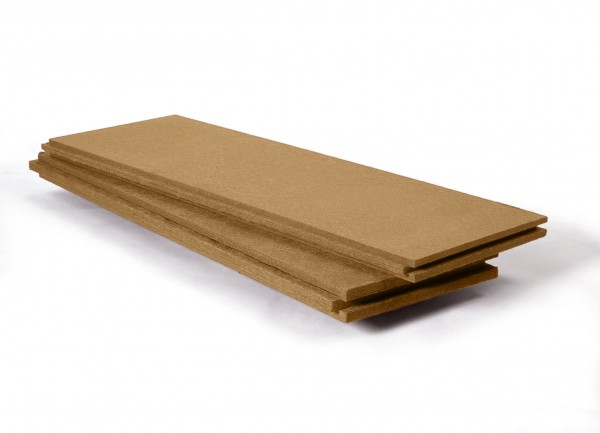 Steico internal tri, Keilform, 1350x260mm, Dicke 30 - 8 mm