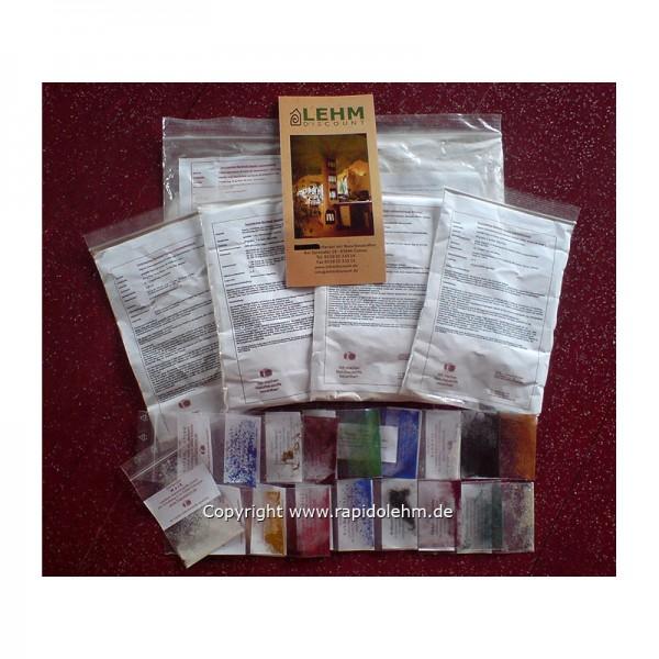 Rapidolehm Probepäckchen klein (wird bei Einkauf über 240 € Warenwert wieder gutgeschrieben)