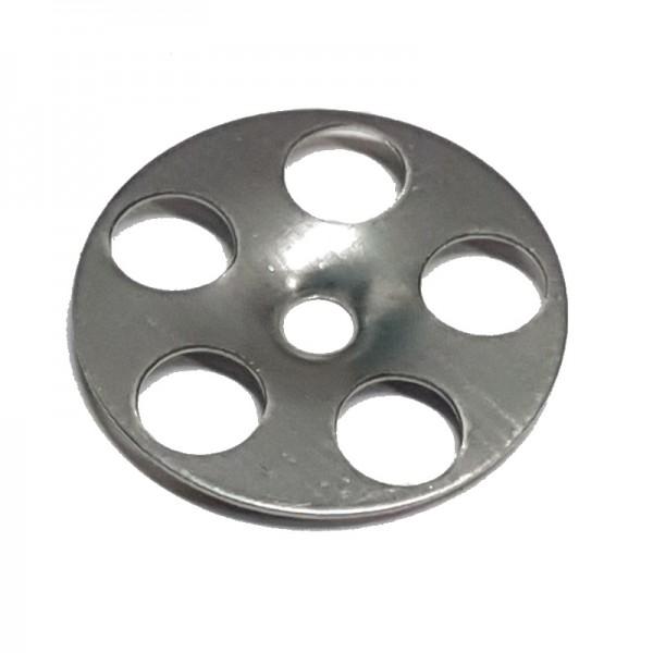Halteteller für Lehmbauplatten ø 30mm, 100 Stück