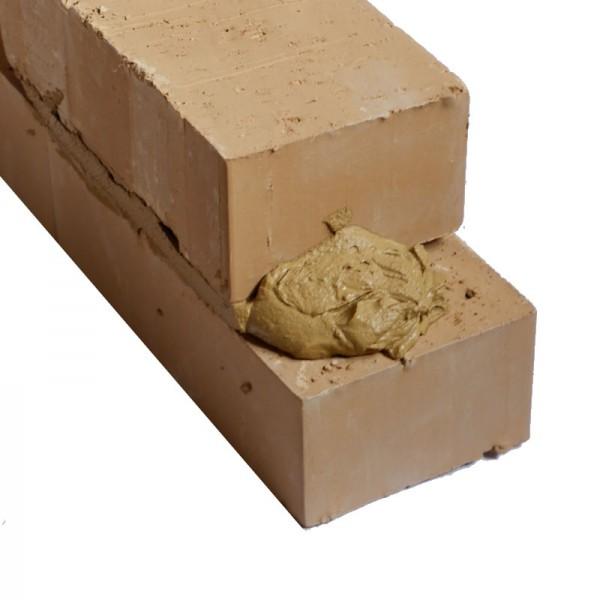 Rapidolehm Mauermörtel trocken nach DIN 18946