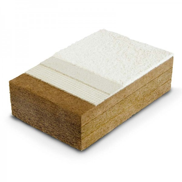 Steico protect dry, stumpf, Putzträgerplatte Typ L, 1200x400mm